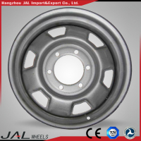 Customized Made High Quality Steel Car Rim Wheels Brand Names JAL Wheels