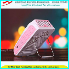 Portable USB rechargeable 2013 new design fan mini handy novelty products online sell