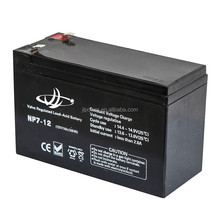 12V7aH AGM battery used for solar system,solar light