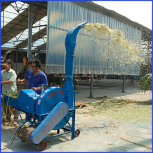 Farm machine corn silage shredder
