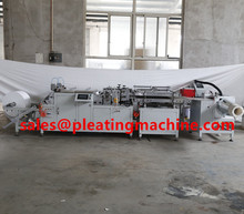 Best quality air filter pleating machine manufacturer in China