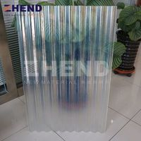 frp clear translucent corrugated fiberglass sheet panels for sale