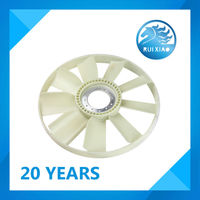 Hot selling!best quality fan blade for weichai and sinotuck diameter 670mm