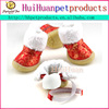 New design canvas pet shoes dog shoes dog boots