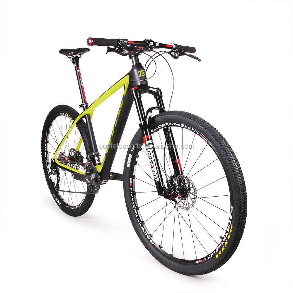 Newest Costelo SOLO 2 carbon Bicylce Mountain complete bike with original groupset 27.5er 29er MTB Bike <strong>cycling</strong> Frame