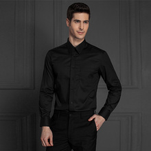 Brand name clothing factory wholesale mens dress shirts