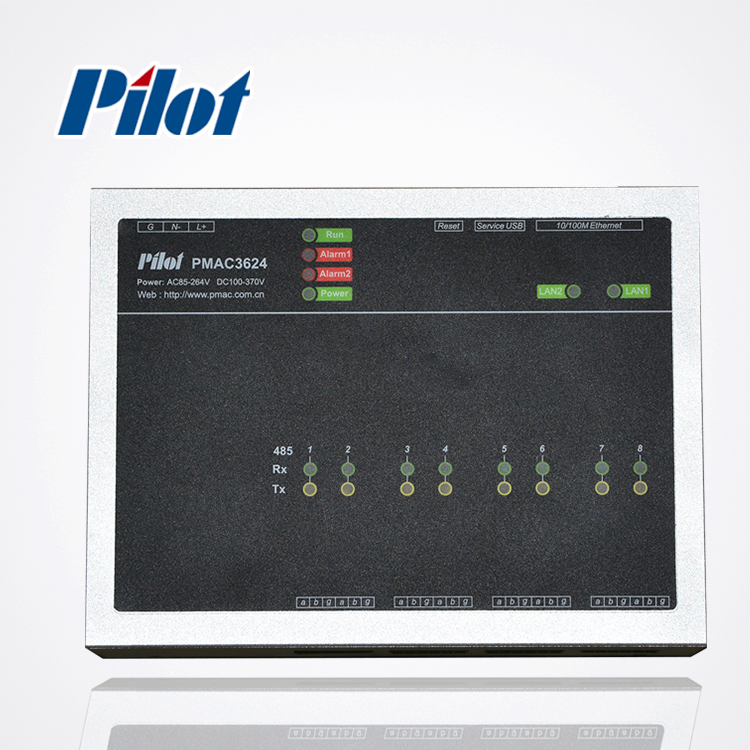 PILOT PMAC3624 Automation remote control systems - Mini SCADA Service Power Monitoring System