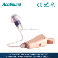 AcoSound Acomate 821 8 channels RIC tinnitus masker function sell in online shop/pharmacy/retail/hearing center