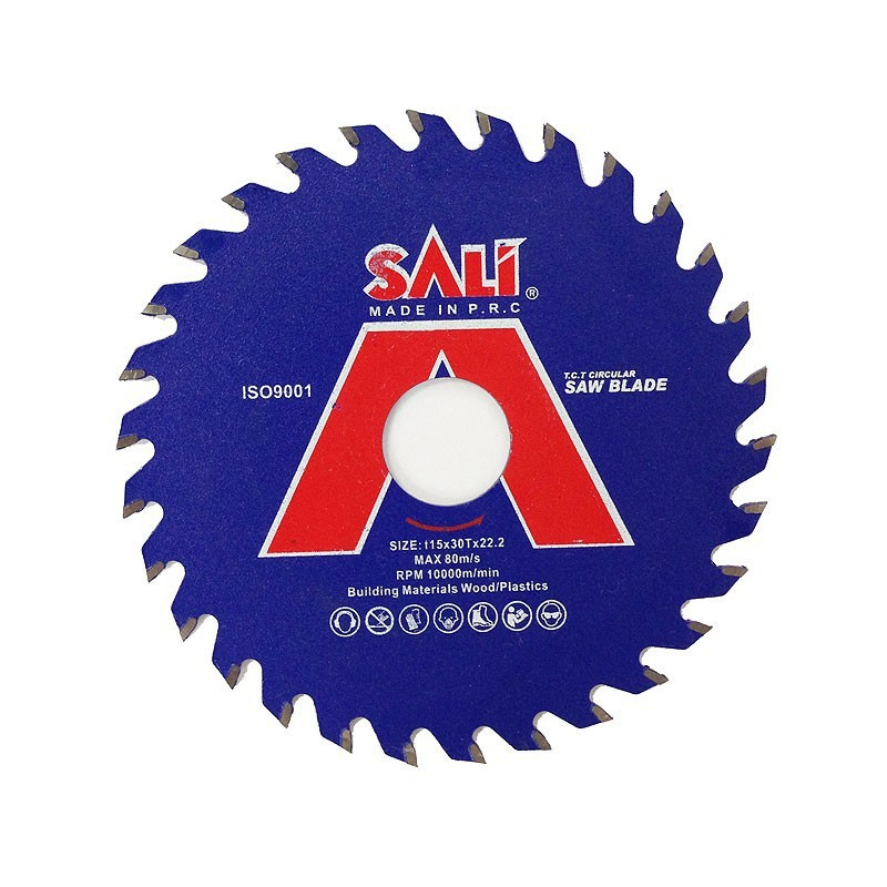 SALI Brand cutting wood and plastic alloy cut-off saw disc