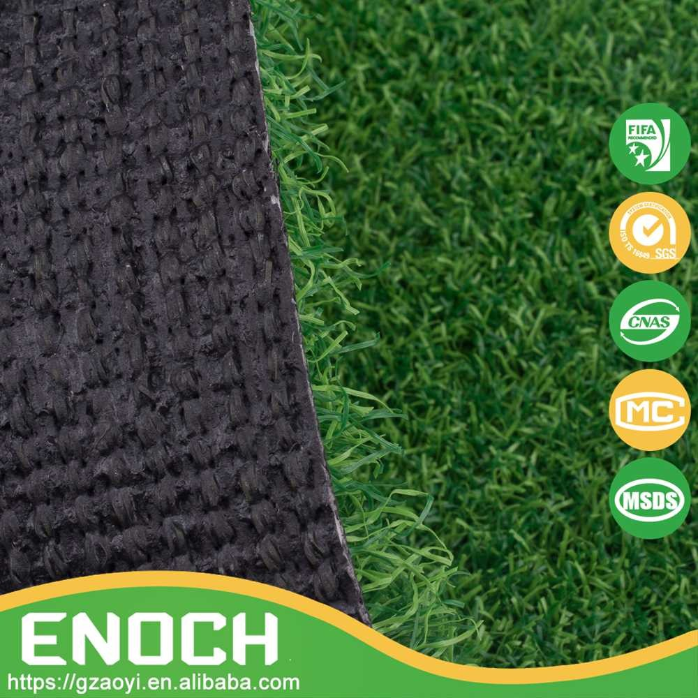 ENOCH Outdoor 54600 15mm Synthetic Grass For Golf Field