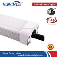Suspending 150cm 80w led batten light chicken farm use ip65 led tri proof light 60watt 5ft