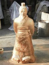 2015 terracotta warrior resin terra cotta warrior