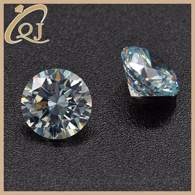 Best sale lab zircon heart cut cubic zirconia / CZ stones