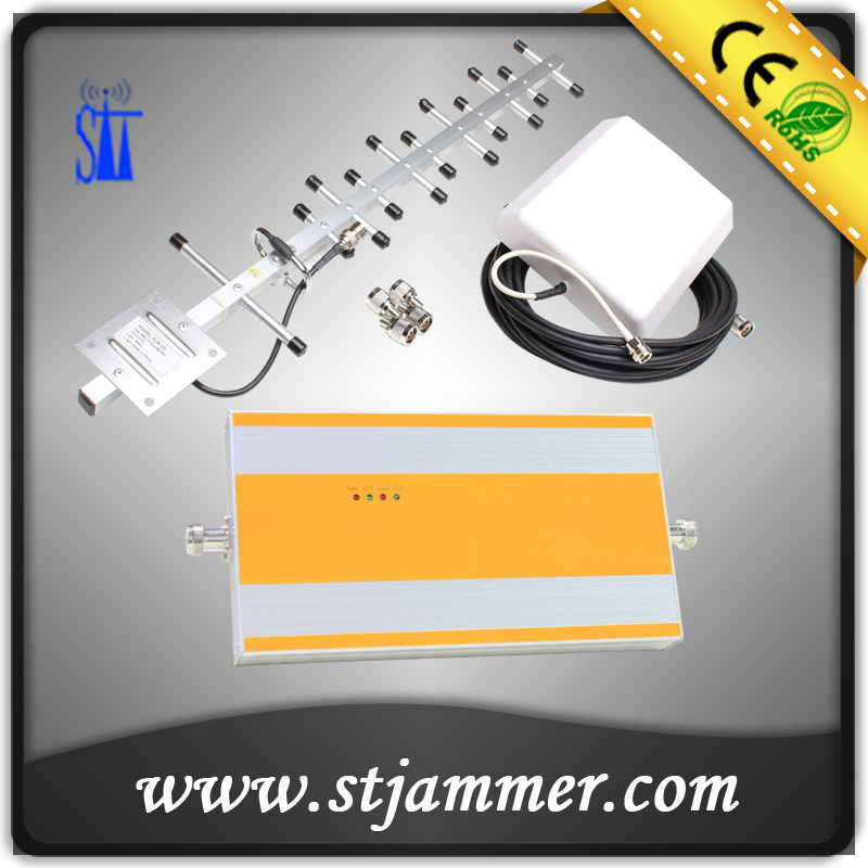 2500-2700mhz 4G mobile signal repeater 4G cellphone signal booster 4G cellular booster,FDD LTE 4G Home Cell Phone Booster