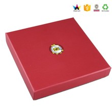 Customized usb gift box with foam insert Crownwin Packaging