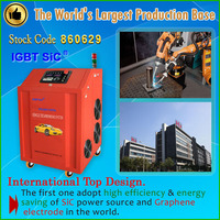 high efficiency HHO brown gas generator for engine carbon cleaning