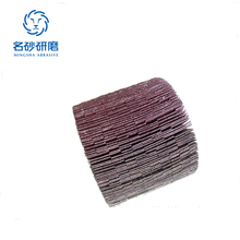 Abrasive sanding cloth wire buffing cylinder wheel for brush stainless steel furniture