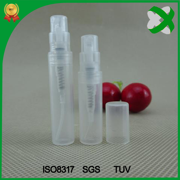 3 ml perfum tester bottle pocket spray perfume