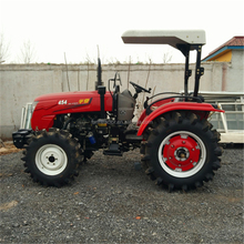 Mini 4WD 45HP agricultural tractor HX454 with paddy tire
