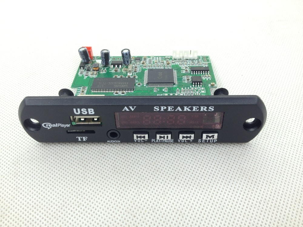 China Manufacturer Supply Cheap Price MP4/MP5 Decoder Board In The Car