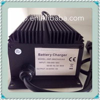 Wholesale factory price battery charger for golf cart / electric car / vehicle