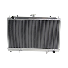 competitive car aluminum radiator forNISSAN SILVIA S14 S15 SR20DET MT 1994-2002