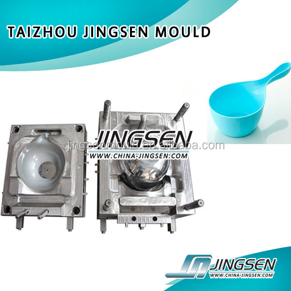 Plastic bailer mold,plastic water scoop mold,plastic injection molding service
