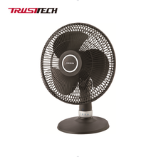 Portable Electric Table Fan with Iron Cover