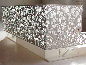 Usa Cnc Cut Modern Decorative Metal Fence Used For