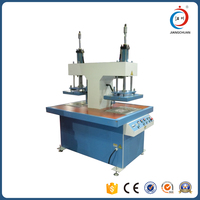 Factory Price Dual Tray T Shirts Embossing Machine