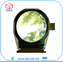 Circle screen 2.1 inch round lcd display with all viewing angle