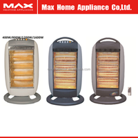 Home halogen heater lamp near infrared small radiators