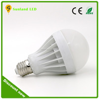 alibaba express hot sale 2016 new products 3w 5w 7w 9w led bulb light cheap plastic 900 lumens led light bulb 9w