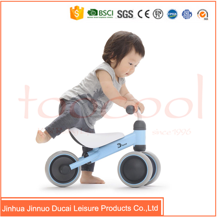 Best Christmas Gift New products 3 wheels mini baby child bicycle balance bike for kids TCB001