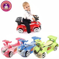 Multi Colors Lights And Sounds Car Shaped Mould Maker Toy Kids