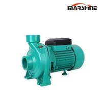 High lift and flow centrifugal submersible clean water pump
