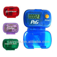 high-quality pedometer step counter with cover