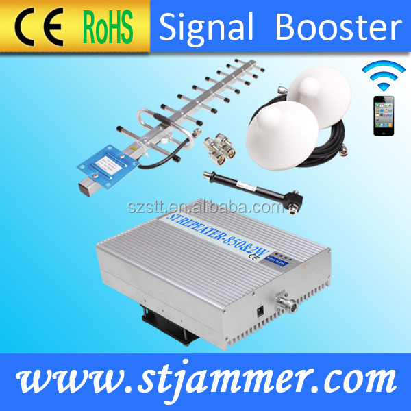 CDMA 850mhz signal transmitter,Cellphone signal booster for CDMA 850mhz network