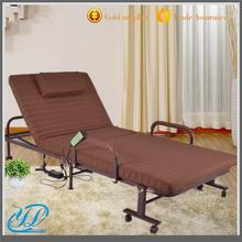 YL605E New Design Mental Frame Automatic Folding Bed with Adjustable Headrest for Patient