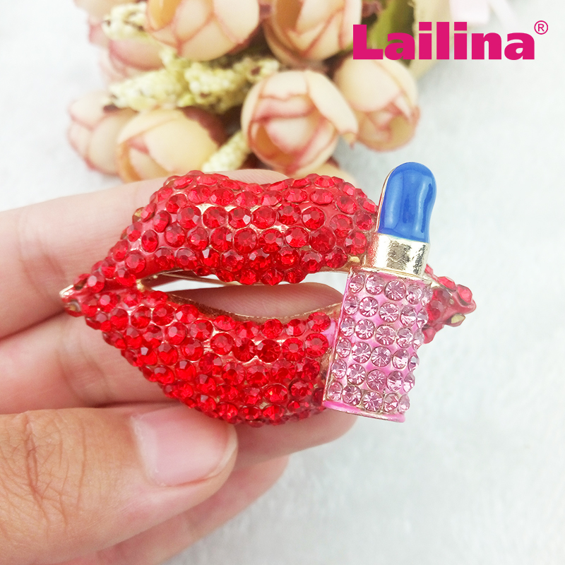 Trend multi color elegant star sky rhinestone brooch, silver plated CC brooch, korean brooch for dress jewelry