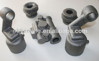 China supply Non-standard GGG50 ductile iron GG25 grey iron sand casting valve body,hydraulic valve body