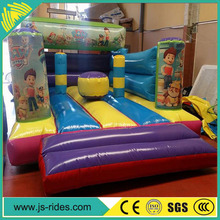 Used jumping castle inflatable princess castle bed for sale