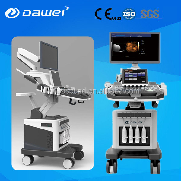 Hot selling 2016 best 3D 4D ultrasound machine with great price
