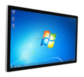"55"" wall mount slim full hd LED&LCD touch all in one computer(intel 1037U, i3,i5,i7 optional)"
