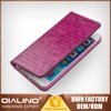QIALINO Super Thin High Class Supreme Quality Colorful Leather Phone Bag Phone Case For Iphone 6 Made By Hand