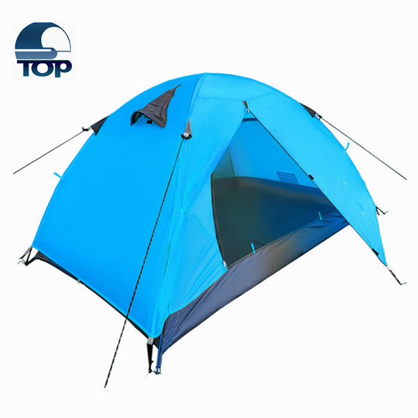 2016 High Quality Waterproof Cheap Outdoor Camping Tent 3-4 Instant Tent for the 2016 big promotion