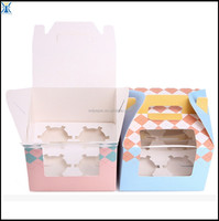 2015 Nice Design Moon Cake Paper Packaging Box For Mooncake