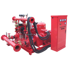 Low Price Fire Pump System Fire Fighting Diesel Engine Electric Water Pump