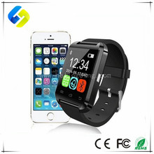 Bluetooth android u8 smart watch ,watch phone user manual