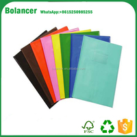 Supply Pvc book cover design,hard cover book printing,plastic book cover material